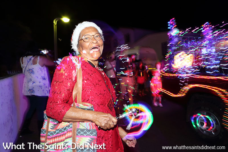 St Helena Festival of Lights 2015 - What The Saints Did Next